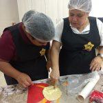 Oficina de Culinária - biscoitinhos de Páscoa adolescentes